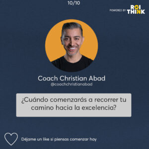 COACH CHRISTIAN ABAD